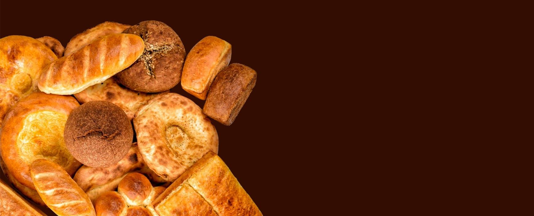 Весь хлеб после 20:00 —50% скидка
